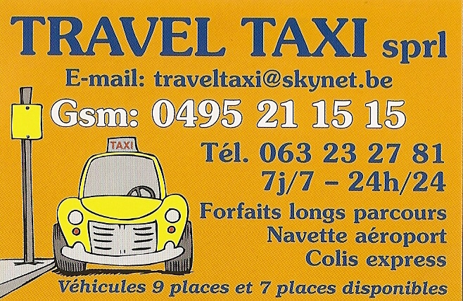 Travel Taxi